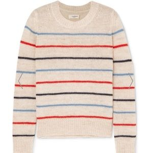 Isabel Marant Etoile Gian striped sweater sz 38